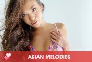 Asian Melodies Logo