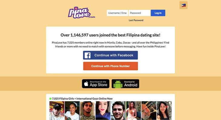 pina love registration